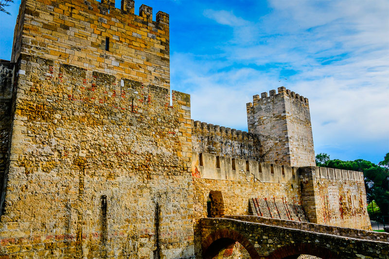 Castillo de San Jorge - La Guía de Lisboa